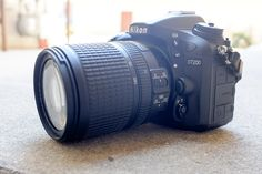 Review: The Nikon D7200 is the More Sensitive and Sociable Sibling of the D7100