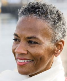 Tips for going gray gracefully.