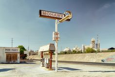 #behance: Route 66, The Mother Road - 1. California