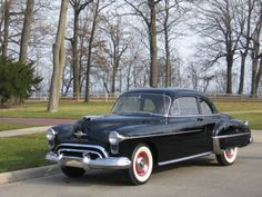 1950 Other Makes 88 Business Coupe 1950 Oldsmobile Business Coupe aka Bubble Top Fabulous Restoration!  Low mile #ad