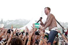 Isso é que são fãs! Lollapalooza dia 03 - Kaiser Chiefs