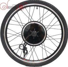 (182.00$)  Watch now  - 36V/48V 1000W 20inch-700c Ebike Driving Brushless Gearless Hub Motor+Rim+36 Holes for Spokes+Tyre Front Motorized Wheel 100mm