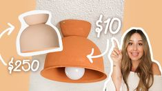 Can I DIY This $250 Light Fixture? (yes, yes i can)