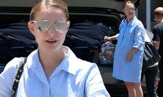 Natalie Portman celebrates her 36th birthday with a lunch with friends