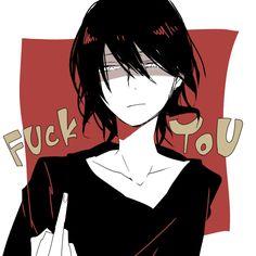 Tokyo Ghoul Fuck you :: Ayato Kirishima // TG