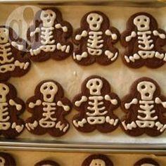 Biscoito de chocolate simples @ allrecipes.com.br