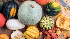 Now that fall is here, the kitchen at The Goods has been stocked with seasonal ingredients and a wide variety of squash have been taking center stage. Squash are one of the oldest known crops – about … Squash Varieties, Fall Is Here, Center Stage, Autumnal, Pumpkin, Good Things, Vegetables, Kitchen, Recipes