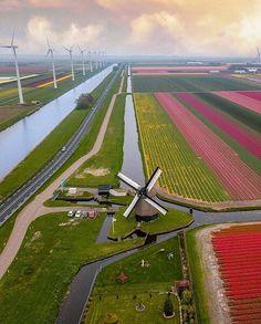 Sint Maartensvlotbrug, Noord-Holland, Netherlands (From my spring trip in May - Teknoloji Güncel Holland Netherlands, Adventure Travel, Dutch, Cool Photos, Tourism, Travel Photography, Earth, Vacation, Sunset