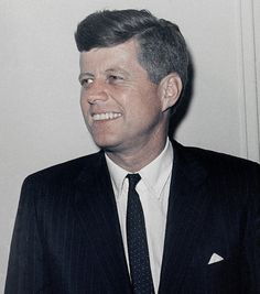 """John Fitzgerald Kennedy (May 29, 1917 – November 22, 1963), commonly known as """"Jack"""" or by his initials JFK, was the 35th President of the United States, serving from January 1961 until he was assassinated in November 1963.   35th President of the United States  ★❤❤❤★ http://en.wikipedia.org/wiki/John_F._Kennedy"""