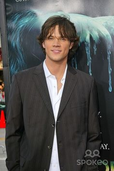 "Jared Padalecki at the premiere of Warner Bros. ""House of Wax"" at Mann Village Theater, Westwood, CA 04-26-05"