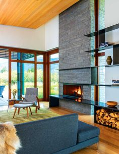 20 Of The Most Amazing Modern Fireplace Ideas | Fireplace ...