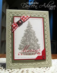 FS244~CASing Julie #2 by darleenstamps - Cards and Paper Crafts at Splitcoaststampers