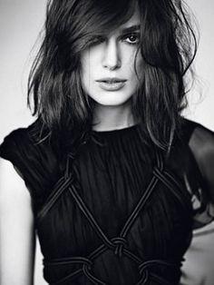 Keira Knightley - love this hair cut!