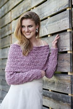 Ravelry: Syndra pattern by Linda Marveng