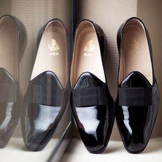 Stylish steps! This @Mandy Bryant Bryant Dewey Seasons Hotel Sydney groom's shoes were oh-so-dapper.