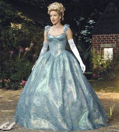 Jessy Schram as Ashley Boyd/Cinderella - Once Upon a Time
