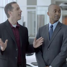 Jerry Seinfeld on his deliberately bad ads for Acura