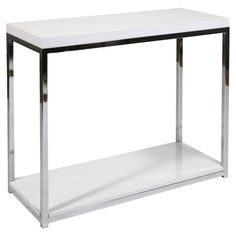 I pinned this Ave Six Wall Street Console Table from the Copy Cat Chic event at Joss and Main!