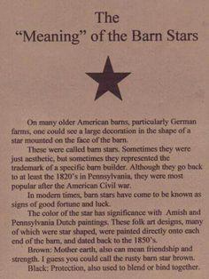 ☆The Barn Star☆