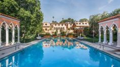 Historic Hearst Estate in Los Angeles Is Listed for $195M