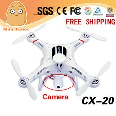 Drone with Camera and GPS  For more information about phantom drones and other types of drones, check our site