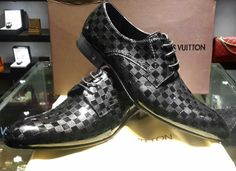 229db2afdb06 Checkout new arrival of  LouisVuitton black dress shoes .  fashion