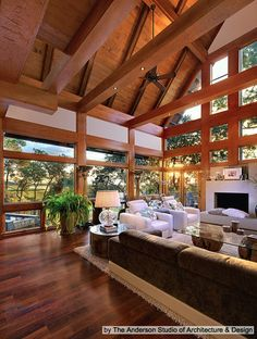 what a beautiful blend of rustic and contemporary