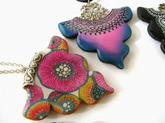 With Your Hands: Pendants