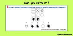 Can your child solve it? #CogAT #practice