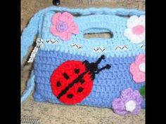 DIY.handmade crochet bag-borsa al uncinetto-bolsina tejida