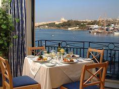 The Waterfront Hotel in Sliema, Malta