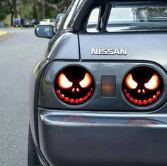 #Nissan #Skyline #GTR_R32 custom taillights