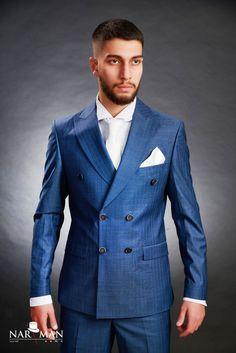 Narman Bucharest your best wedding suits since 1959 Best Wedding Suits, Mens Fashion Suits, Double Breasted Suit, Nasa, Suit Jacket, Costumes, Formal, Coat, Jackets
