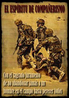 Credo Legionario Military Quotes, Military Life, Band Of Brothers, Close Image, Marines, Police, Army, Romance, Cartoon