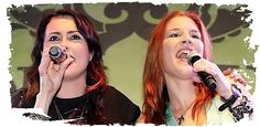 SHARON DEN ADEL and CHARLOTTE WESSELS