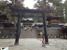 日光東照宮 (Nikkō-Tōshōgū Shrine) in 日光市, 栃木県 Nikko has a crapload of shrines