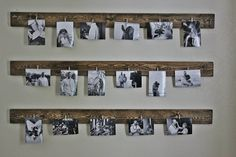 23 Unique Photo Display Ideas To view full list just use your keyboard keys or…