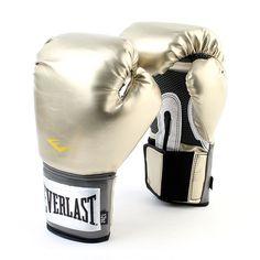 Everlast-pro-style-training-boxing-glove-gole-color-10oz-12oz-14oz