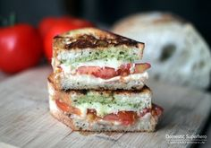 This sandwich is seriously delicious.  Not even going to sugar coat it or build it up, it is to.die.for. Make this for lunch, make it for dinner. Don't wait, do it now. I was picking up my usu…