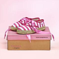 NEW IN! Acabamos de recibir estas zapatillas de Fresas by Conguitos. Una pasada,¿verdad? www.conguitos.es