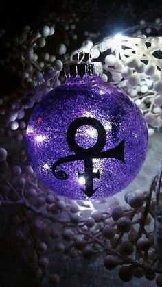 Prince Symbol Ornament