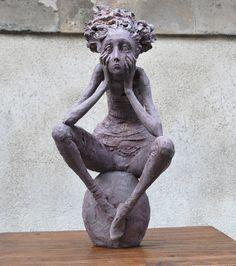 MATIERES D'ART : Valérie Hadida En équilibre - Terre 36