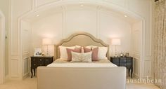 Traditional Bedroom photo by Austin Bean Design Studio