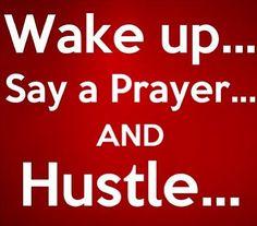 #Hustle Quotes, Motivation, Ambition, Success
