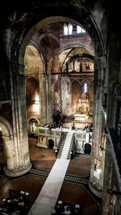 Matrimonio Basilica San Michele a Pavia.