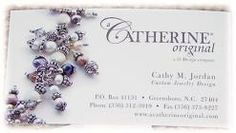 32 best jewelry business card images on pinterest business cards handmade unique limited edition jewelry of semi precious gems pearls about the artist business card cheaphphosting Image collections