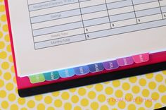How to organize your household Budget ~