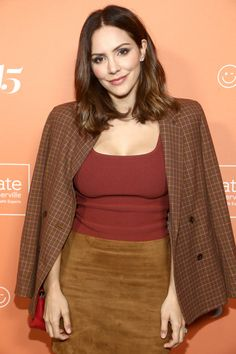 Katharine McPhee Photos - Katharine McPhee attends The Kate Somerville Clinic's Anniversary Party at The Kate Somerville Clinic on October 2019 in Los Angeles, California. - The Kate Somerville Clinic's Anniversary Party - Arrivals Katharine Mcphee, Seasonal Color Analysis, Young Professional, True Beauty, Female Celebrities, Celebs, Actors & Actresses, Pop Culture, Hair Beauty