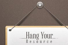 Our hanging note is a great way to showcase an offer, product or service with style.This pixel perfect psd is ready...