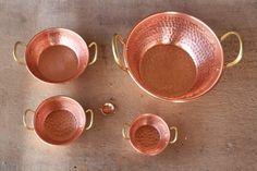 Como limpar e cuidar do tacho de cobre